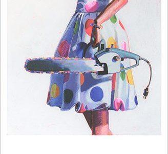 上手さとポップさの融合(上手さ寄り)!『ロマンティックをあげない』表紙イラストレーション|装画=ケリー・リームツェン